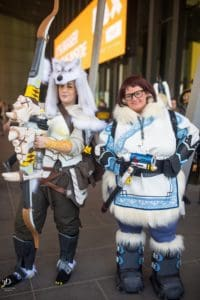 PAX Melbourne by Tony and Dave Cosplay Photographers