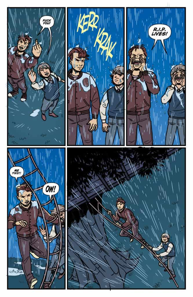 Cult Classic – Return to Whisper #1 – page 2
