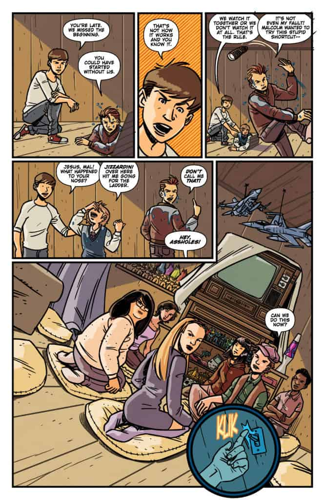 Cult Classic – Return to Whisper #1 – page 3