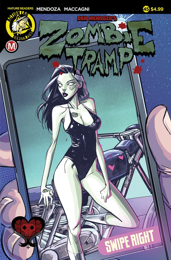 Zombie Tramp #45 Cover A