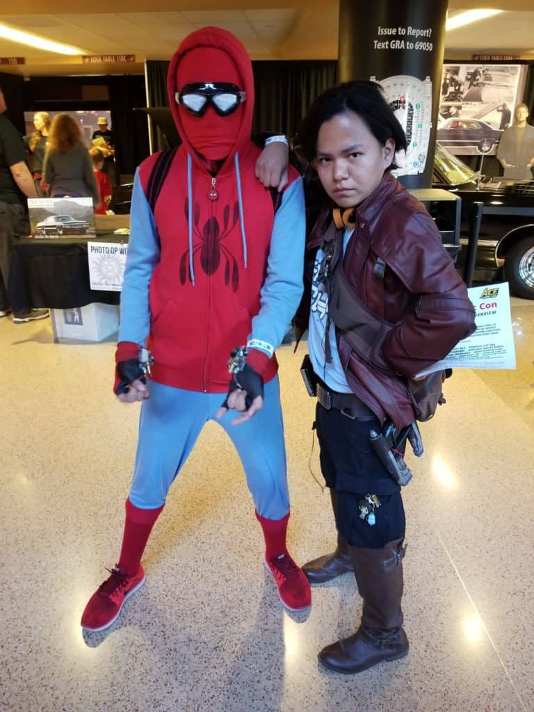 ACE Comic Con Arizona 2018 Cosplay