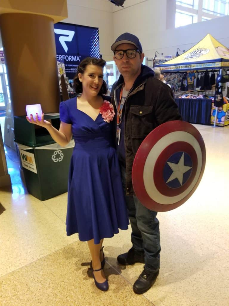 ACE Comic Con Arizona 2018