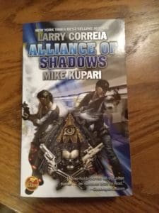 Alliance of Shadows Novel