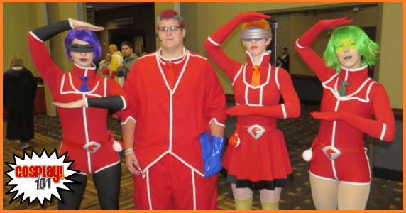 Cosplay 101 - What Makes a Good Cosplayer