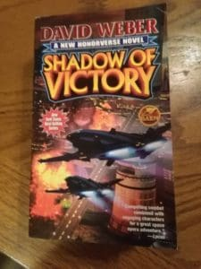 Shadow of Victory Novel