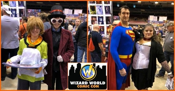 Wizard World St. Louis 2018