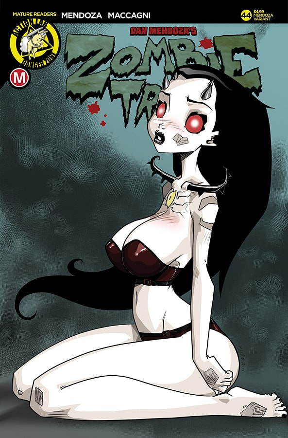Zombie Tramp #44 Cover E