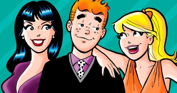 Archie1000PageComicsTreasury feature