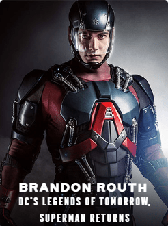 Brandon Routh appearing at C2E2 2018