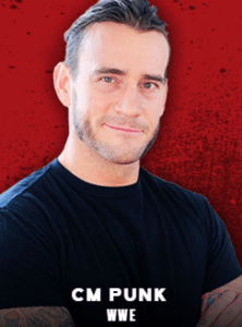 CM Punk appearing at C2E2 2018