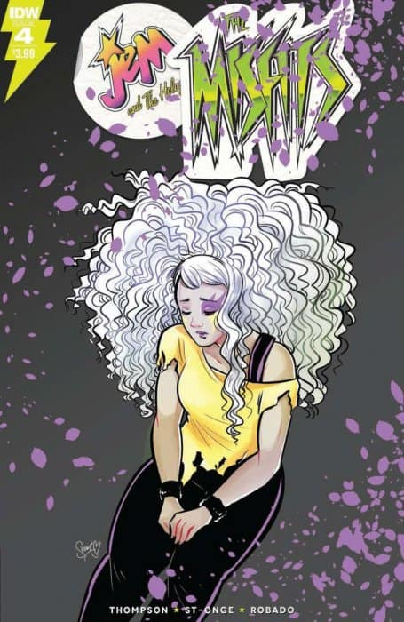 Jem and the Holograms - The Misfits