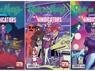 Rick & Morty presents the Vindicators #1