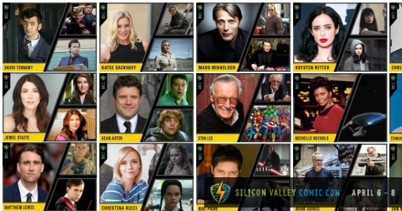 Silicon Valley Comic Con 2018
