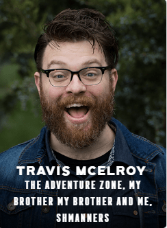 Travis Mcelroy appearing at C2E2 2018
