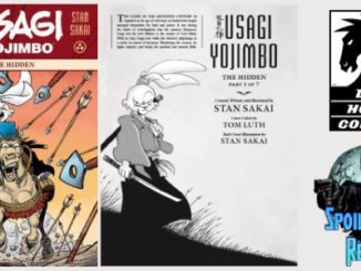 Usagi Yojimbo The Hidden #1