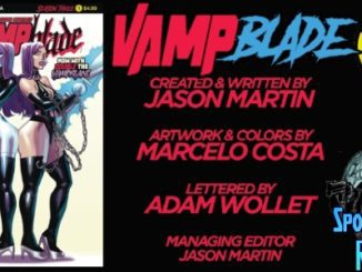 Vampblade - Season Three #1
