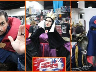 Great Philadelphia Comic Con 2018