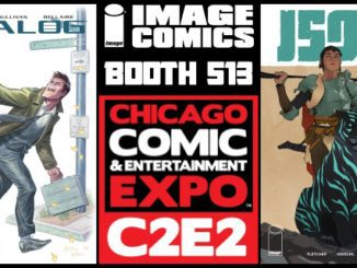 Image Comics at C2E2 2018