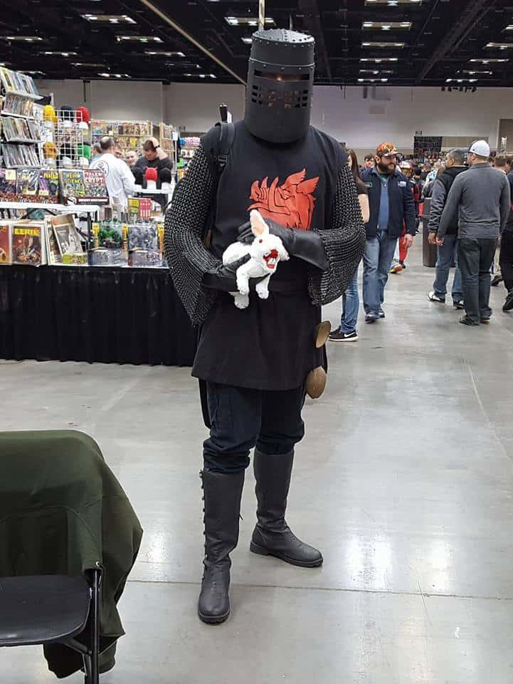 Indiana Comic Con 2018 by Eric Brown
