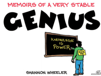 MEMOIRS OF A VERY STABLE GENIUS