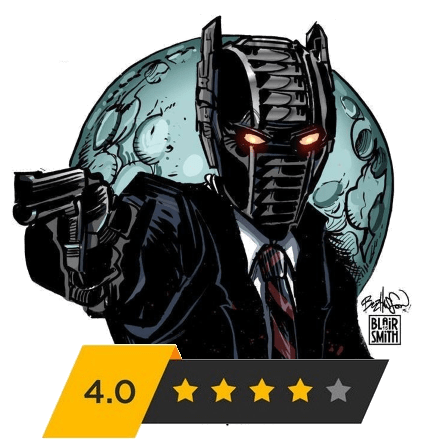 PopCultHQ Rating - 4 Stars
