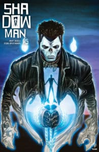 Shadowman Icon Variant by DOUG BRAITHWAITE