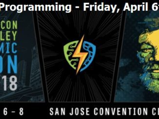 SVCC Friday Programming