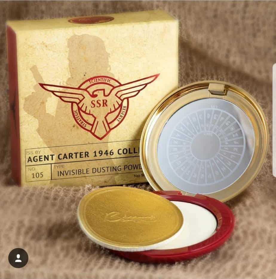 agent carter compact