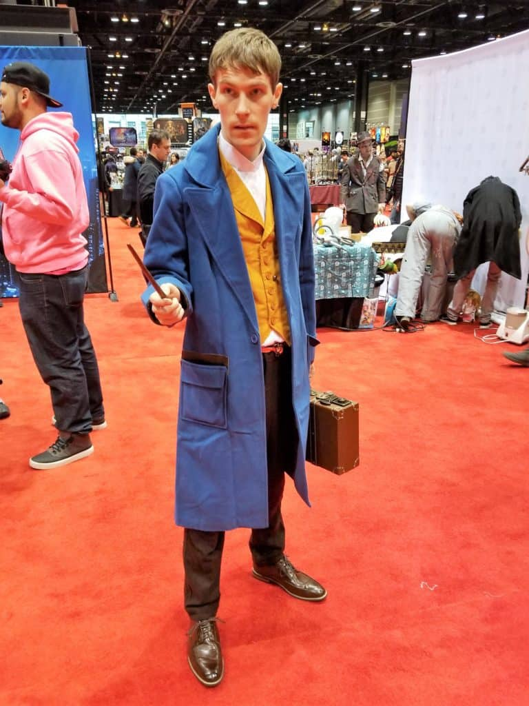 C2E2 Friday Cosplay