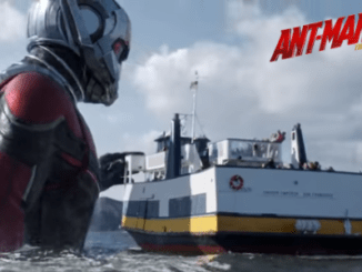 Ant-Man & the Wasp trailer