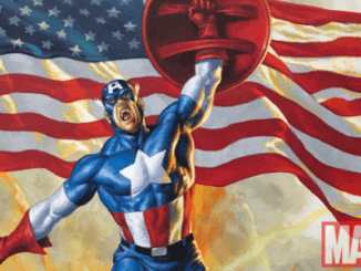 Captain America #1 Joe Jusko variant