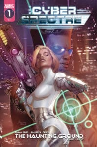 Cyber Spectre #1 (Cover C - Jay Anacleto)