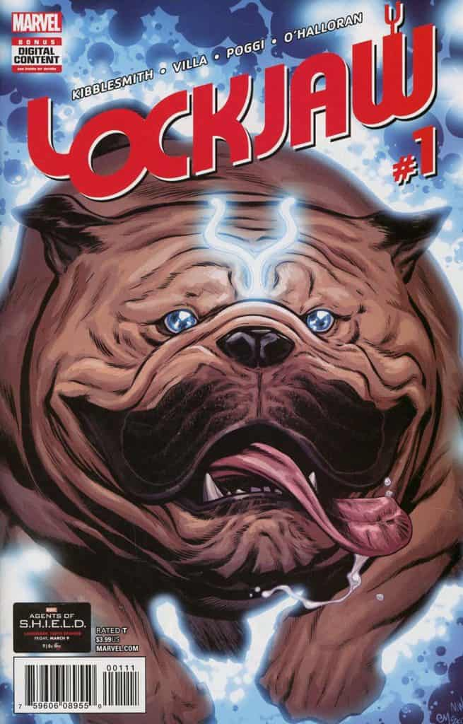 Lockjaw (2018) – #1