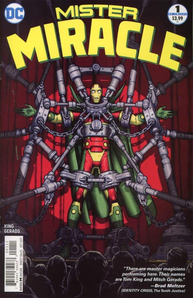 Mister Miracle (2017) – #1