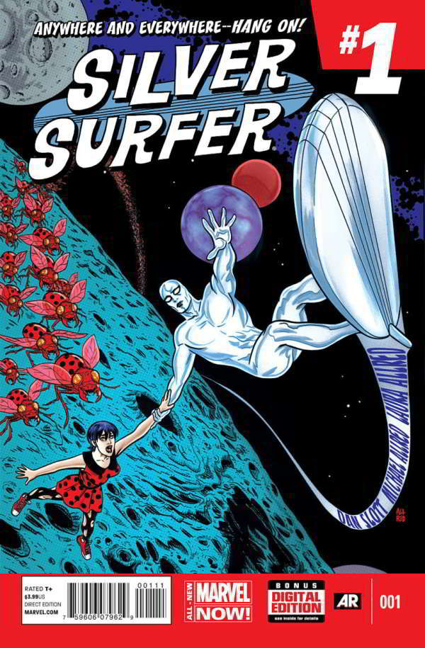 Silver Surfer (2014) – #1