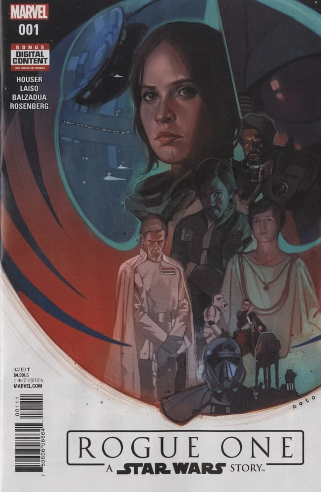 Star Wars Rogue One Adaptation (2017) – #1