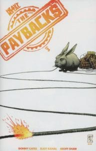 The Paybacks (2016) #3