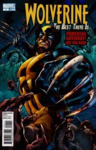 Wolverine - The Best There Is (2011)