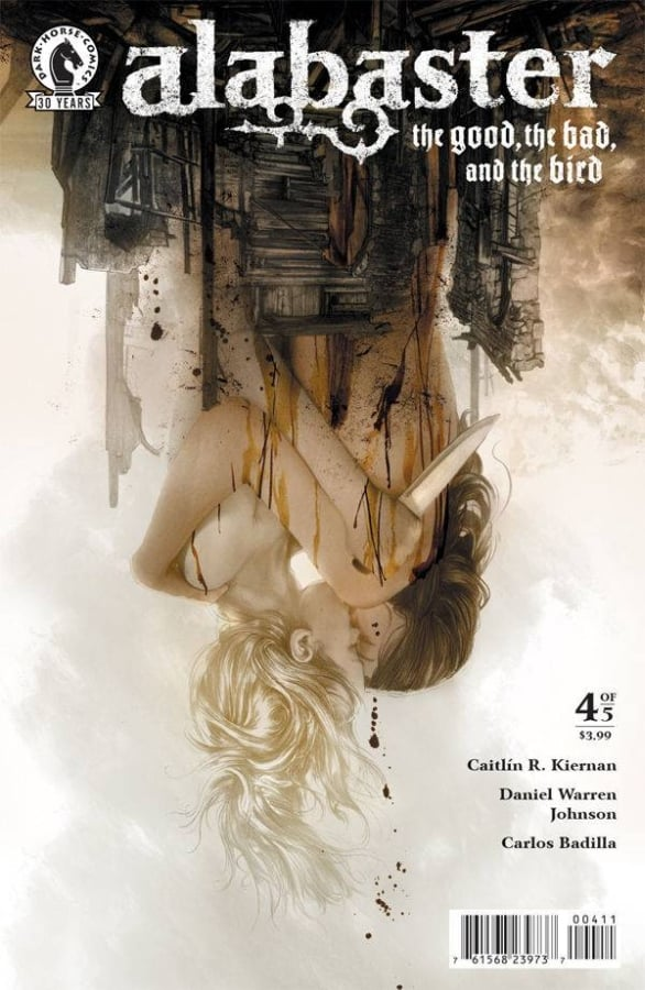 Alabaster: The Good, the Bad and the Bird (2015) #4
