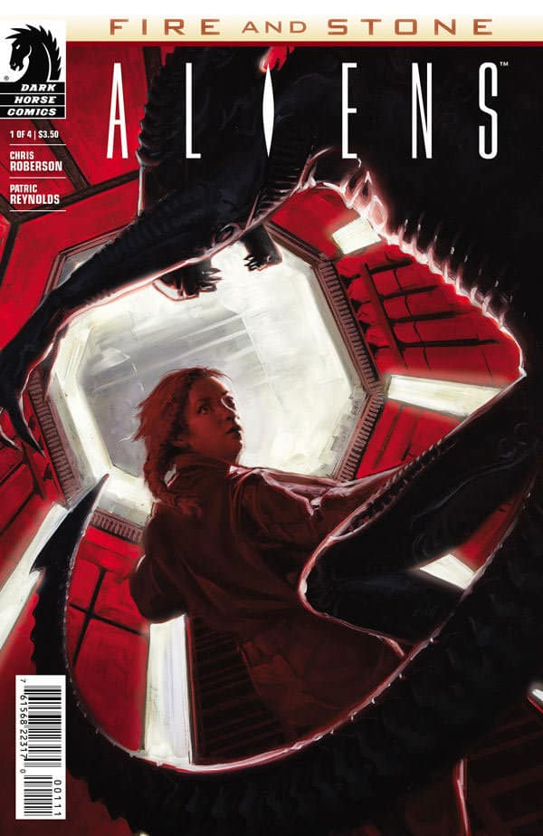 Aliens: Fire and Stone (2014) #1