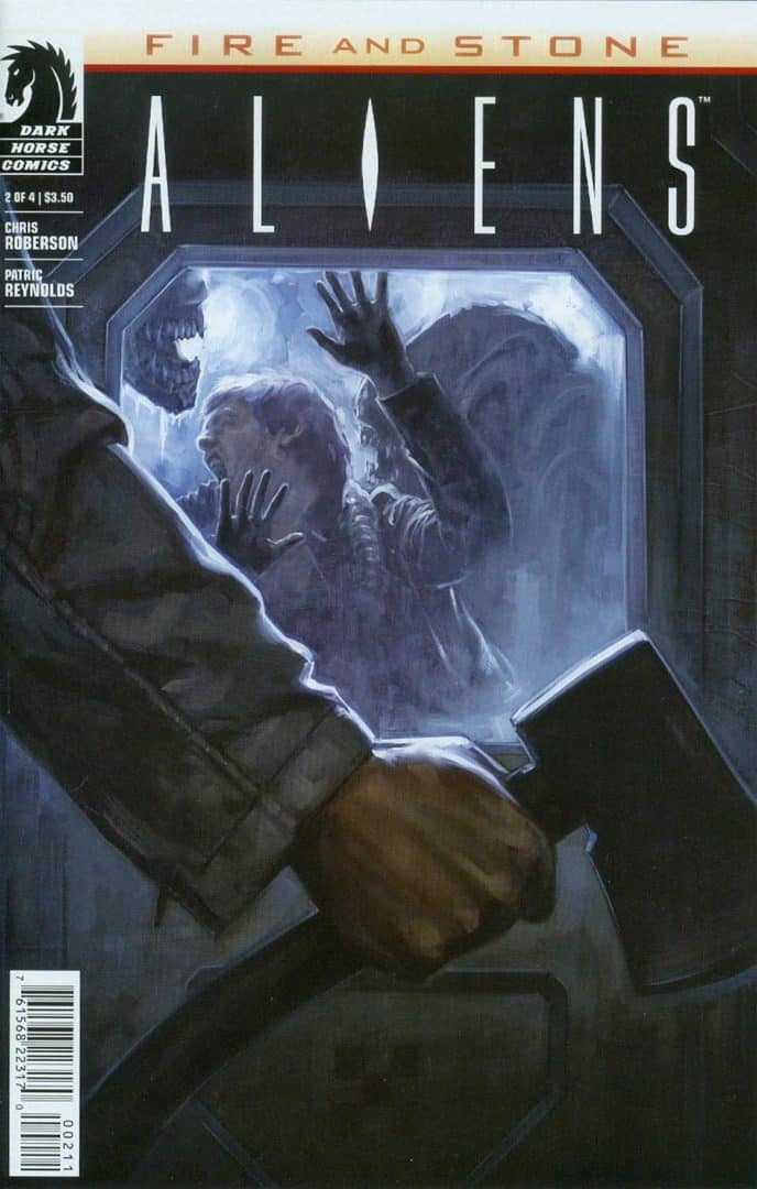 Aliens: Fire and Stone (2014) #2