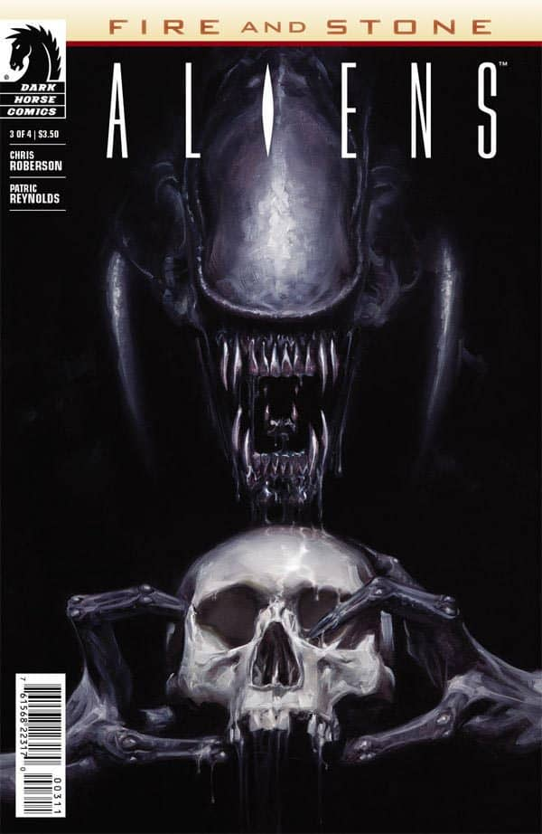 Aliens: Fire and Stone (2014) #3