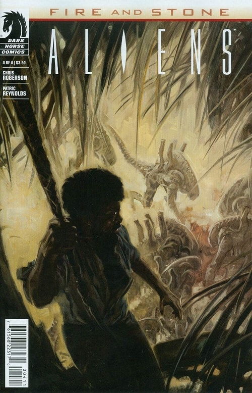 Aliens: Fire and Stone (2014) #4