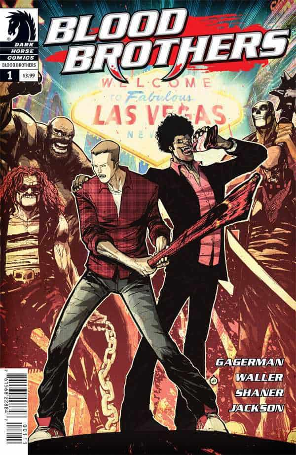 Blood Brothers (2013) #1