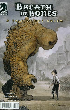 Breath of Bones: A Tale of the Golem (2013) #3