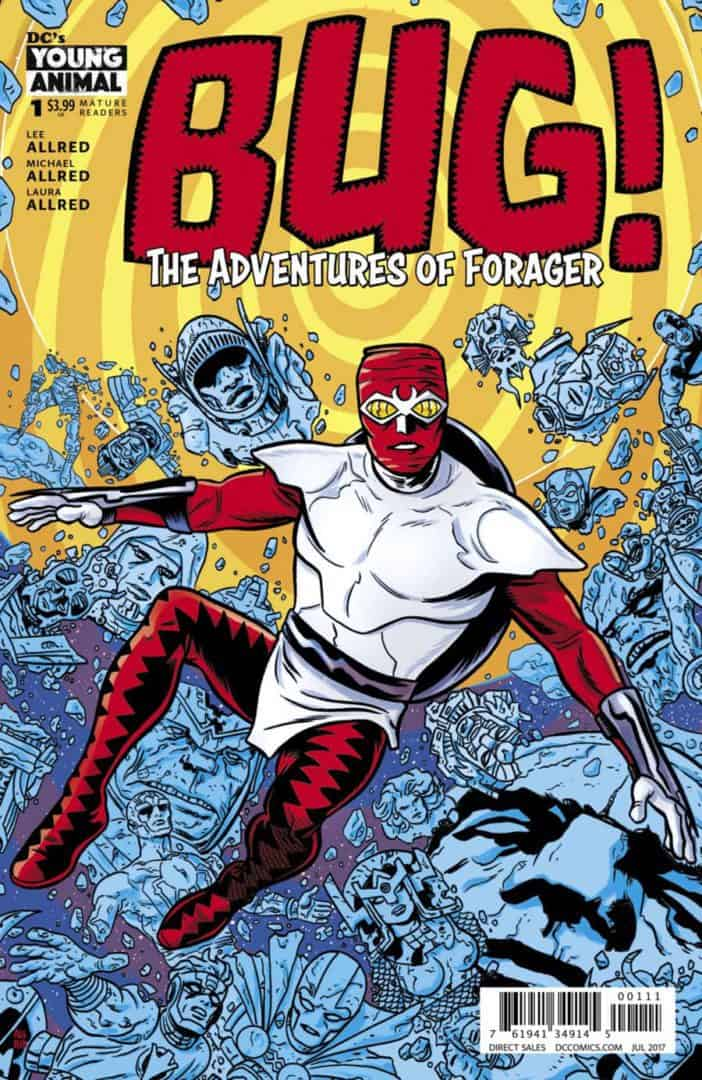 Bug! The Adventures of Forager (2017) #1