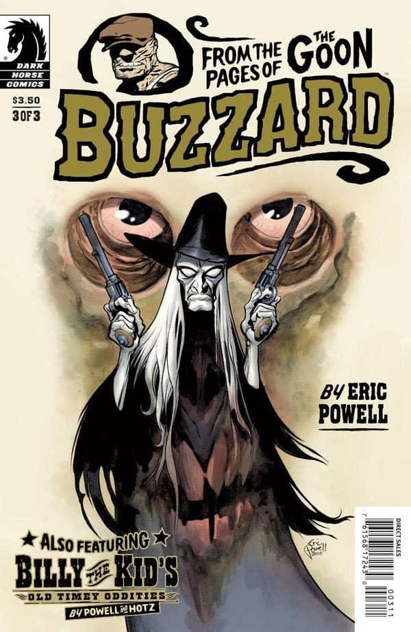 Buzzard (2010) #3