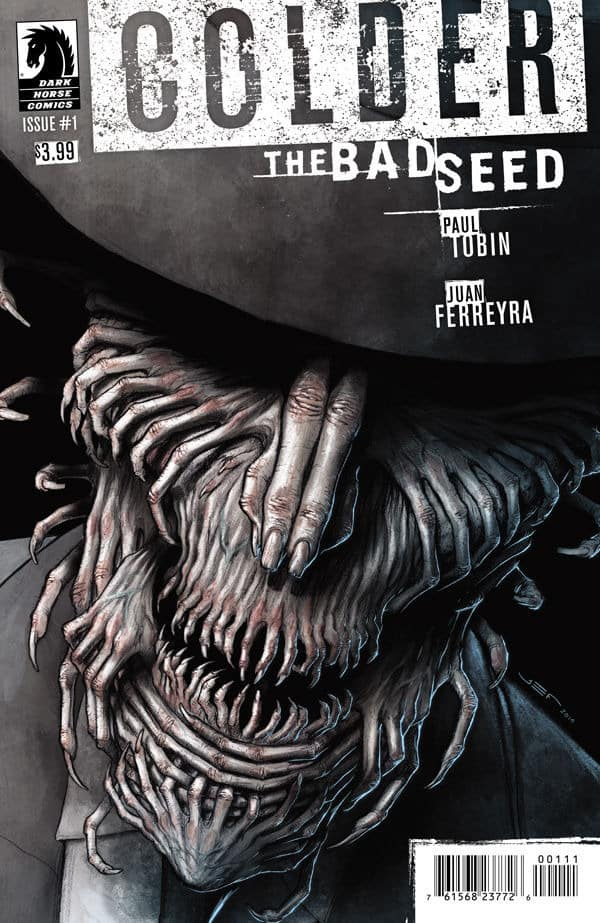 Colder: The Bad Seed (2014) #1