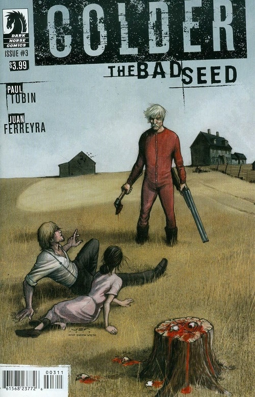 Colder: The Bad Seed (2014) #3