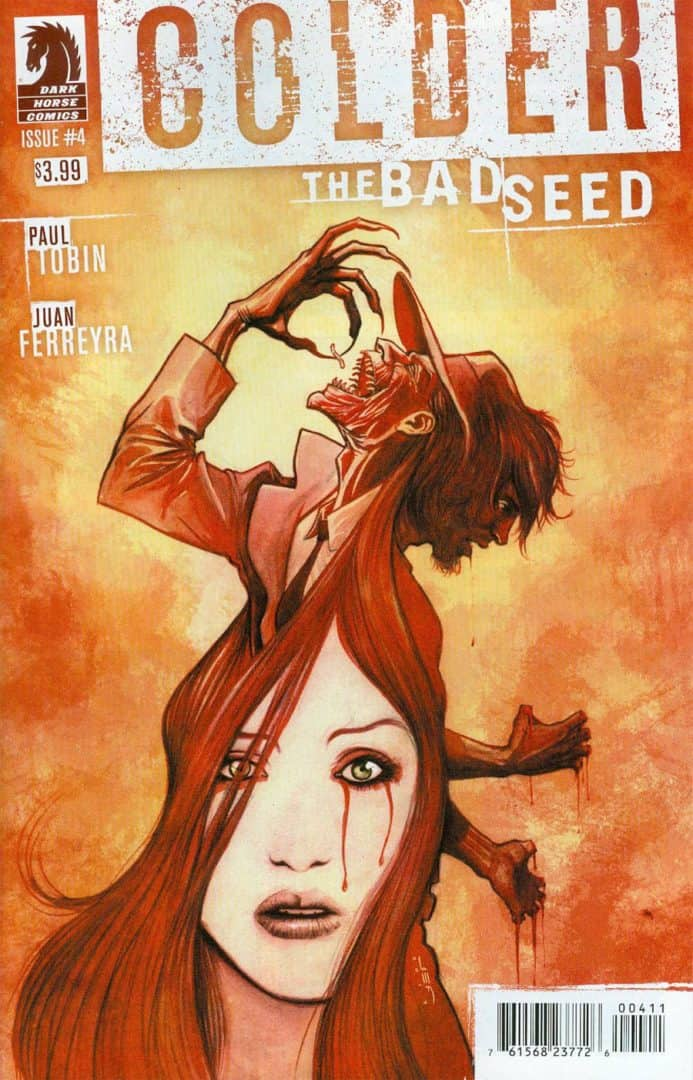 Colder: The Bad Seed (2014) #4